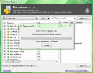 Free best recovery software for windows 8/10/7