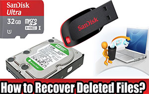 Best File recovery for windows 10/8/7