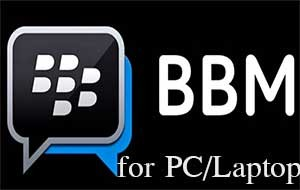 BBM for PC/Laptop