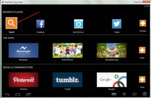 Bluestacks software for windows