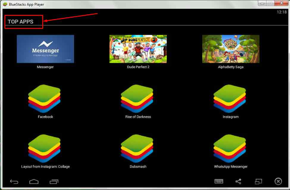 windows 8 emulator browser