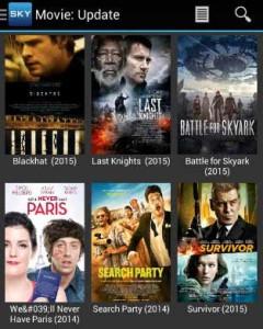 Sky HD apk free online movies