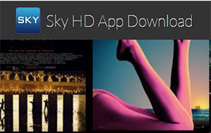 Sky HD app for android