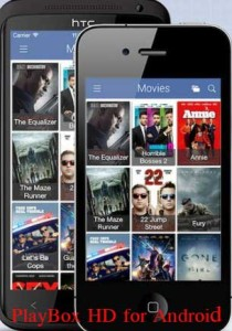 Play box hd for android
