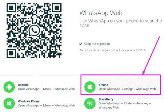 download-whatsapp-web-iPhone