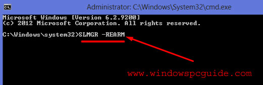 fix-solution-copy-of-windows-not-genuine-error