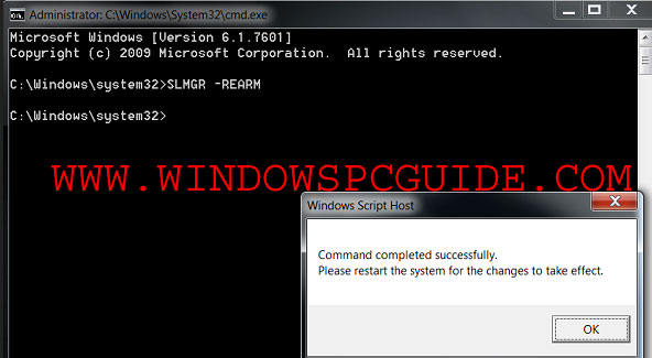 windows 7 build 7601 this copy of windows is not genuine solution