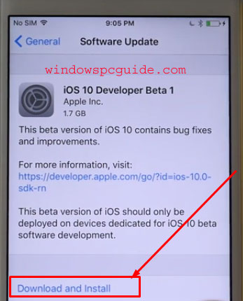 ios-10-without-developer-account