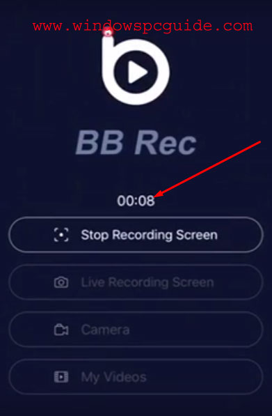 bb-rec-screen-recorder