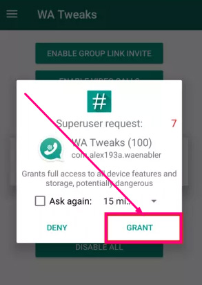 give-root-permission-wa-tweaks-apk