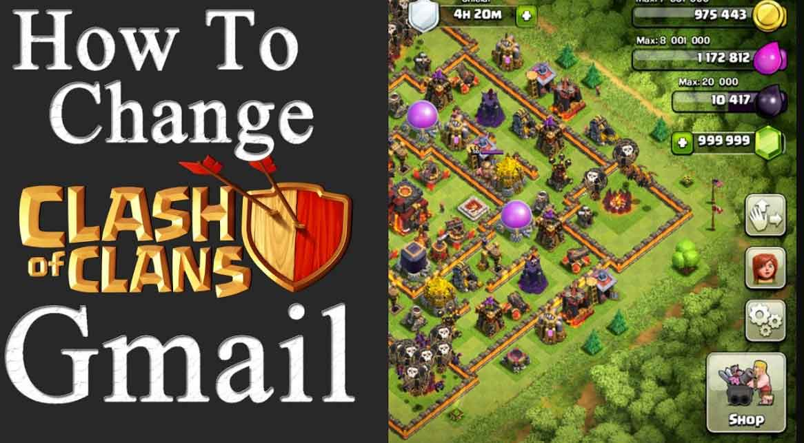 change-clash-clans-email-id
