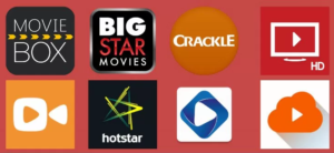best free and top movie apps android/iOS