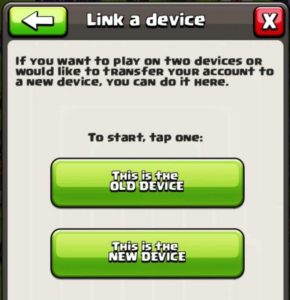 clash-of-clans-old-new-device-transfer
