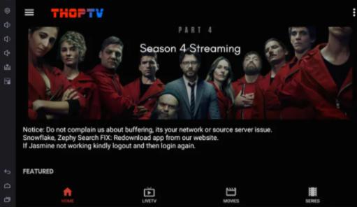 ThopTV Movies & TV Shows