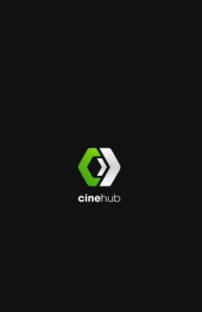 CineHub APK Installed