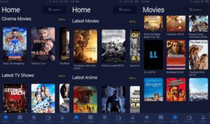 CineHub App Free Download - Explore