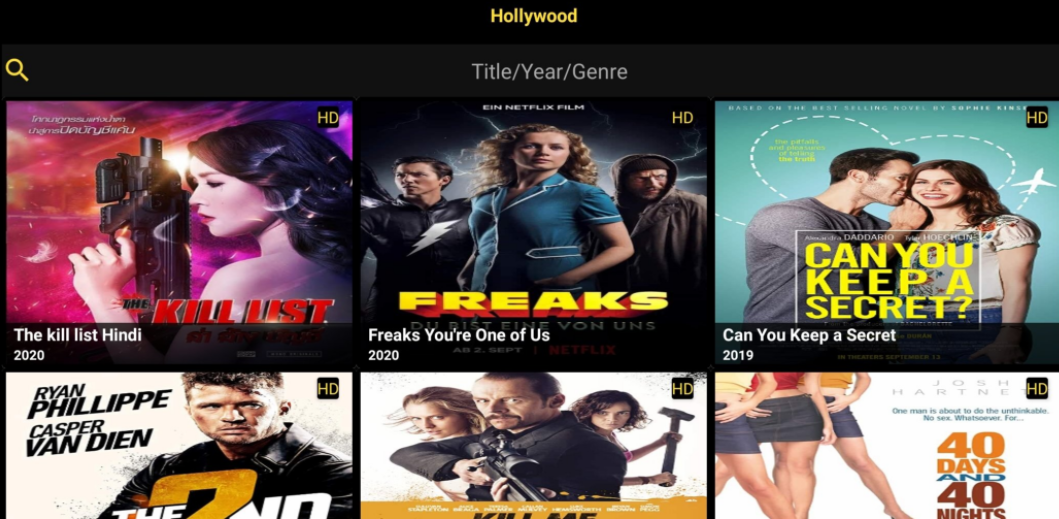 PikaShow APK Movies & TV Shows