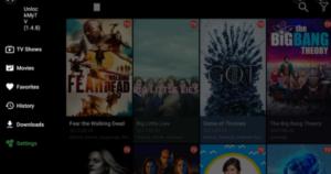 Installed UnlockMyTV App on PC