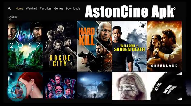 AstonCine APK Free Download on PC